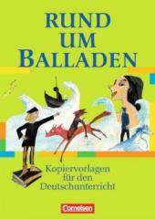 Rund um Balladen. Kopiervorlagen fr den Deutschunterricht - фото обкладинки книги