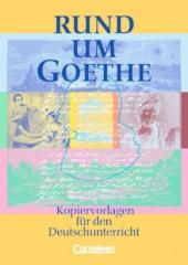 Rund um Goethe. Kopiervorlagen fr den Deutschunterricht - фото обкладинки книги