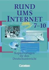 Rund um Internet 7-10 Schuljahr. Kopiervorlagen fr den Deutschunterricht - фото обкладинки книги