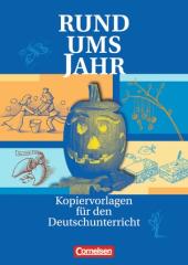 Rund um Jahr. Kopiervorlagen fr den Deutschunterricht - фото обкладинки книги