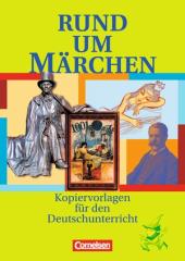 Rund um Mrchen. Kopiervorlagen fr den Deutschunterricht - фото обкладинки книги