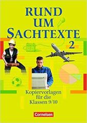 Rund um Sachtexte. Kopiervorlagen fr den Deutschunterricht. 9-10 Schuljahr - фото обкладинки книги