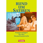 Rund um Satiren. Kopiervorlagen fr den Deutschunterricht - фото обкладинки книги