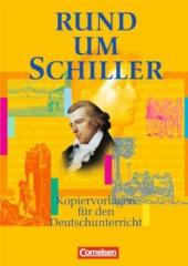 Rund um Schiller. Kopiervorlagen fr den Deutschunterricht - фото обкладинки книги