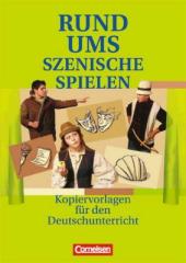 Rund um Szenisches Spielen. Kopiervorlagen fr den Deutschunterricht - фото обкладинки книги