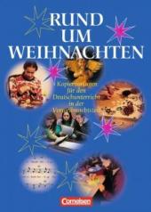 Rund um Weihnachten. Kopiervorlagen fr den Deutschunterricht - фото обкладинки книги