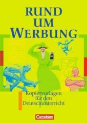Rund um Werbung. Kopiervorlagen fr den Deutschunterricht - фото обкладинки книги