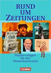 Rund um Zeitungen. Kopiervorlagen fr den Deutschunterricht - фото обкладинки книги