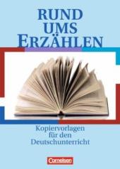 Rund ums Erzahlen. Kopiervorlagen fr den Deutschunterricht - фото обкладинки книги