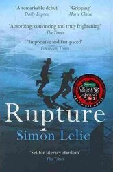 Rupture - фото обкладинки книги