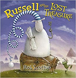Книга Russell and the Lost Treasure