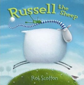 Книга Russell the Sheep