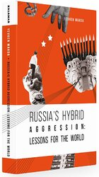 Russia's hybrid aggression: lessons for the world - фото обкладинки книги