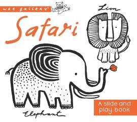 Safari : A Slide and Play Book - фото книги