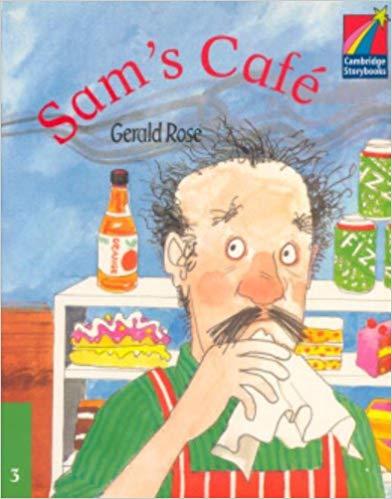 Посібник Sam's Cafe ELT Edition