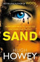 Sand - фото обкладинки книги