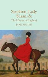 Sanditon, Lady Susan, & The History of England - фото обкладинки книги