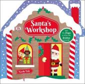 Santa's Workshop - фото обкладинки книги