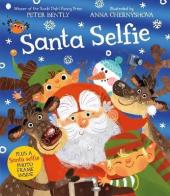Santa Selfie - фото обкладинки книги