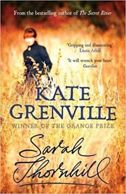 Книга Sarah Thornhill