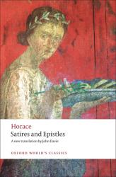 Satires and Epistles - фото обкладинки книги