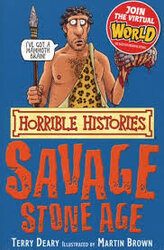 Savage Stone Age - фото обкладинки книги