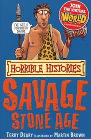 Savage Stone Age - фото книги