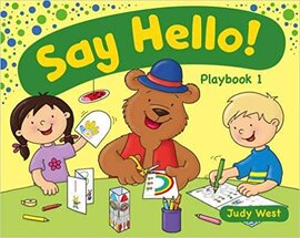 Посібник Say Hello Play Book 1
