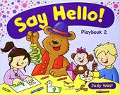 Say Hello Playbook 2 - фото обкладинки книги