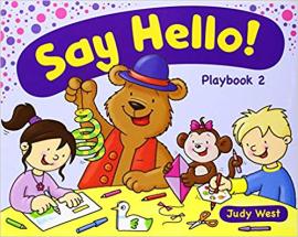 Say Hello Playbook 2 - фото книги