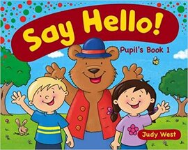 Підручник Say Hello Pupil'S Book 1