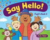 Say Hello Pupil'S Book 2 - фото обкладинки книги