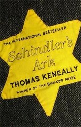 Schindler's Ark - фото обкладинки книги
