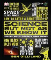 Science But Not As We Know It - фото обкладинки книги