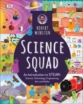 Science Squad - фото обкладинки книги