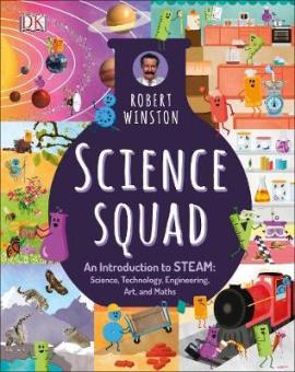 Science Squad - фото книги