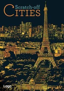 Книга Scratch-Off Cities