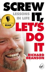 Screw It, Let's Do It : Lessons In Life - фото обкладинки книги