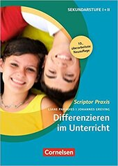 Scriptor Praxis: Differenzieren im Unterricht (7. Auflage) - фото обкладинки книги