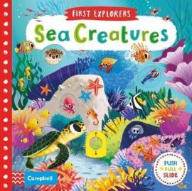 Sea Creatures - фото книги