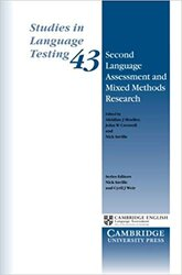 Second Language Assessment and Mixed Methods Research (Studies in Language Testing) - фото обкладинки книги