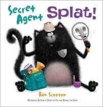 Книга Secret Agent Splat