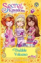 Secret Kingdom: Bubble Volcano : Book 7 - фото обкладинки книги