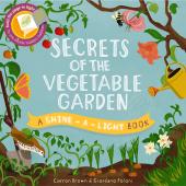 Secrets of the Vegetable Garden - фото обкладинки книги