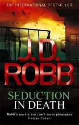 Seduction In Death : 13 - фото обкладинки книги