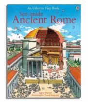 Книга See Inside Ancient Rome
