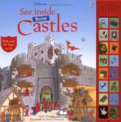 See Inside Castles. Sound Book - фото обкладинки книги
