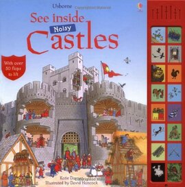 See Inside Castles. Sound Book - фото книги