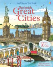 See Inside. Great Cities - фото обкладинки книги