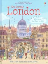 Книга See Inside London